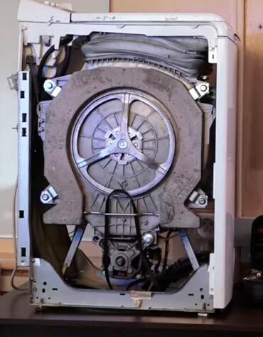 Замена ремня на стиральной машине в СПб
