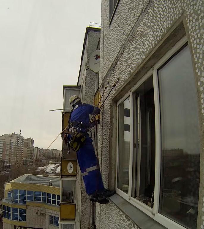 Проведем высотные работы и работы на высоте в СПб