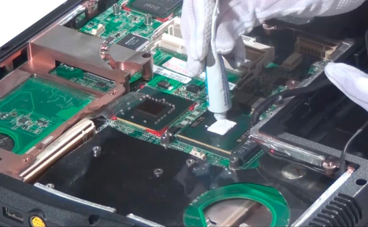 Не работает ноутбук Acer