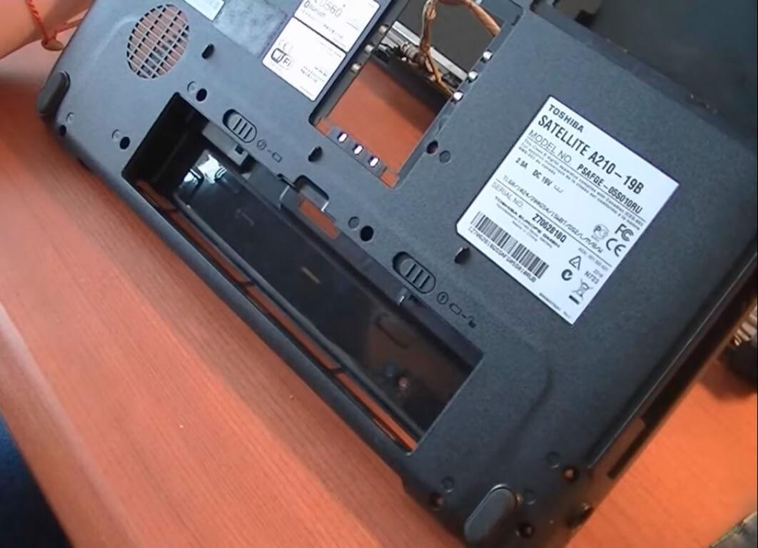 Ремонт ноутбуков Toshiba в СПб: как починить качественно