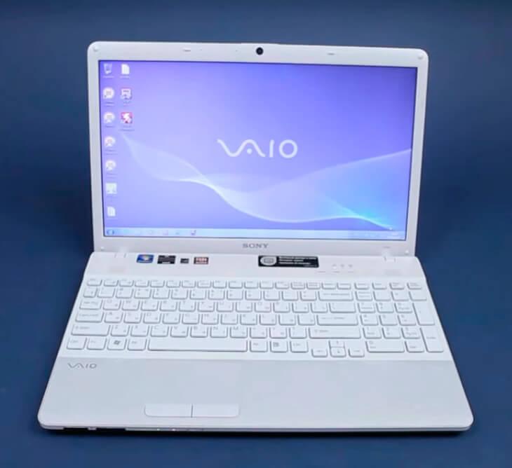 Не работает ноутбук Sony Vaio