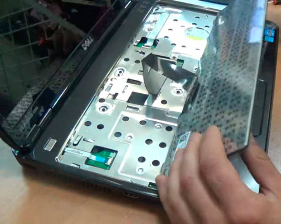 Ремонт ноутбуков Dell в СПб