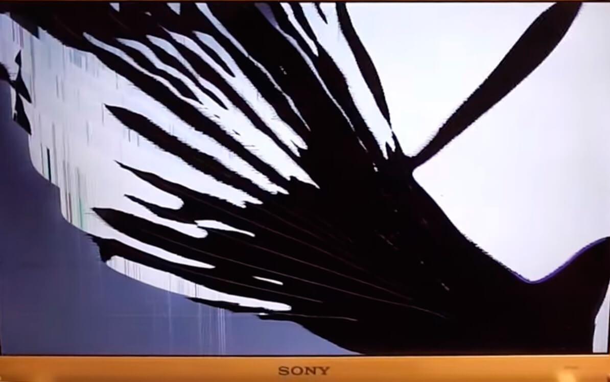 Замена матрицы на ноутбуке Sony в СПб