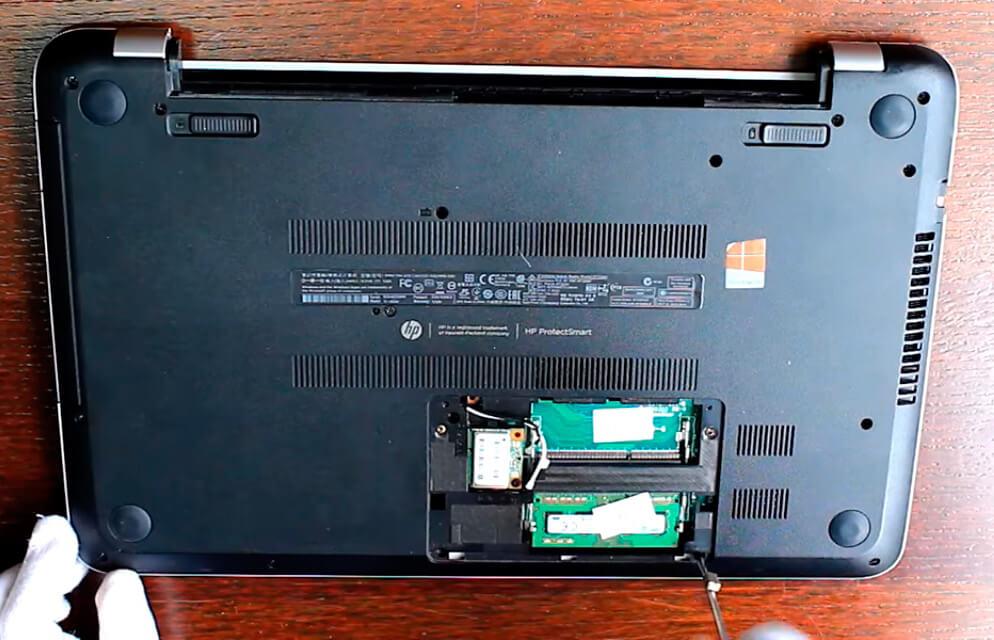 Где находиться дисковод на ноутбуке 217