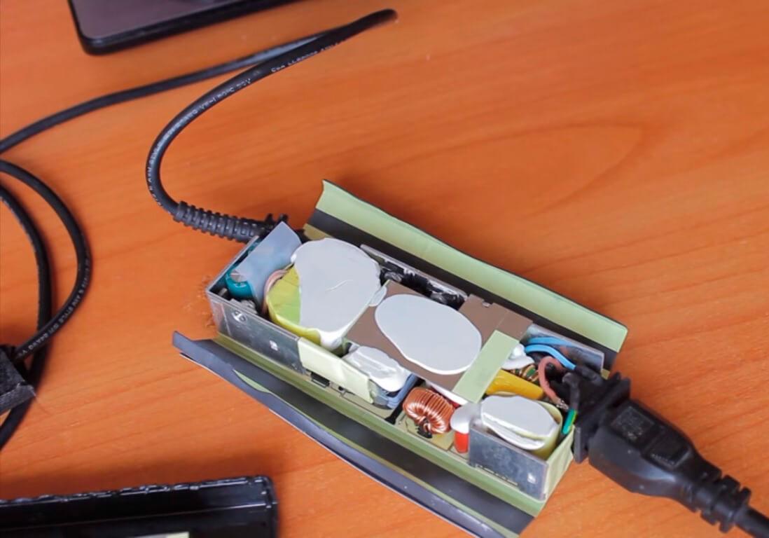 Ремонт и замена блока питания (аккумулятора) ноутбука в СПб