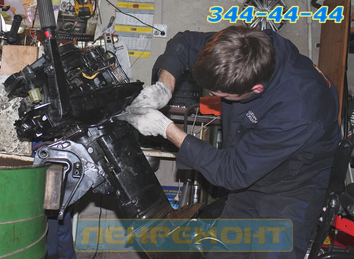 инструкция по ремонту и эксплуатации лодочного мотора хидея 5лс 4т