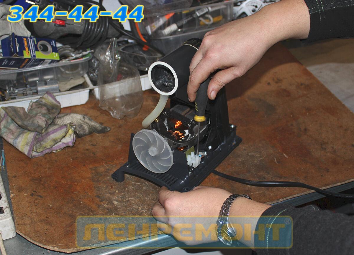 Вакансия: мастер по ремонту мелкой бытовой техники