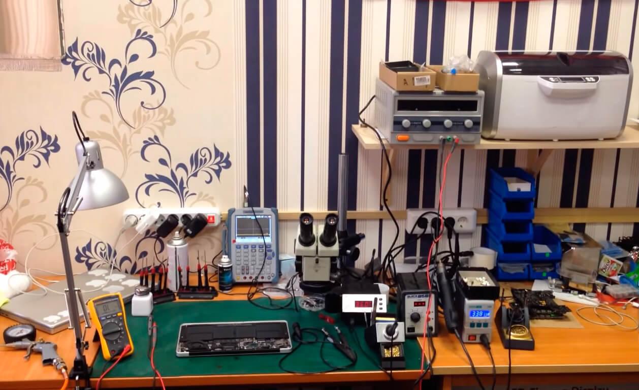 Мастер по ремонту ноутбуков в омске