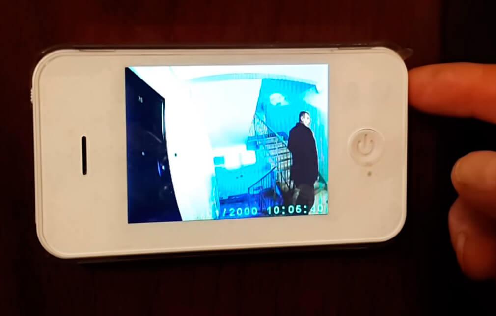 Ремонт видеоглазков в СПб