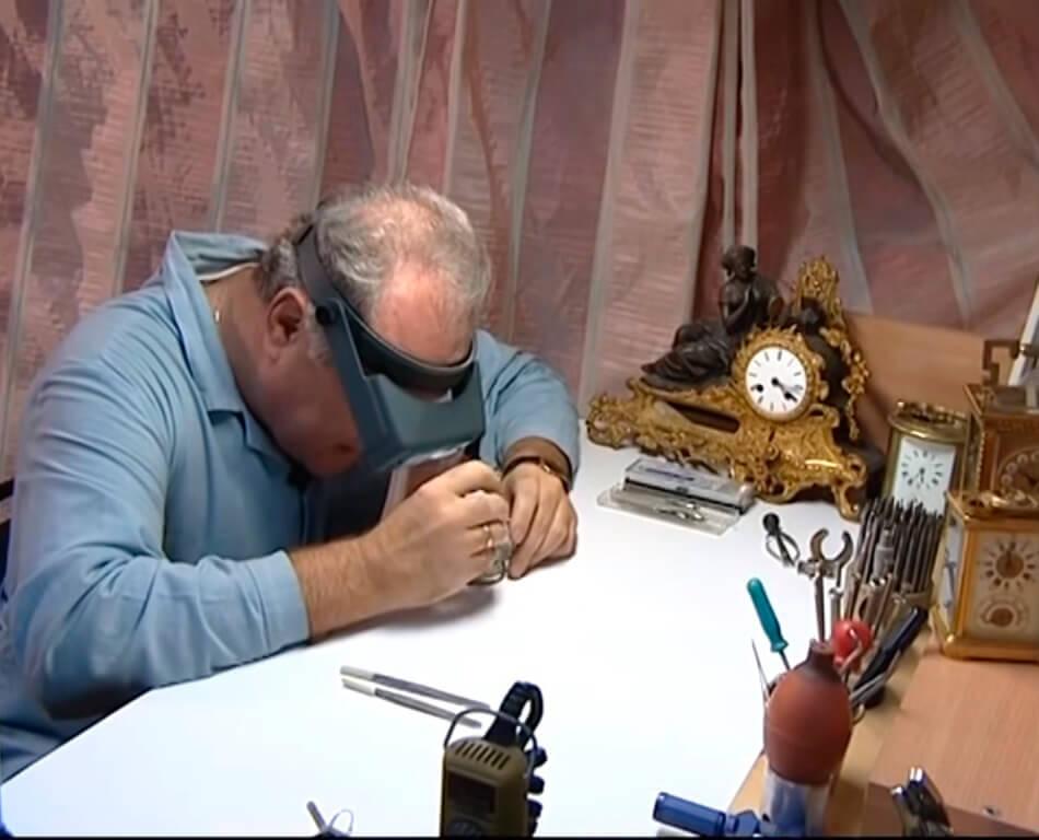 Вакансия: мастер по ремонту часов