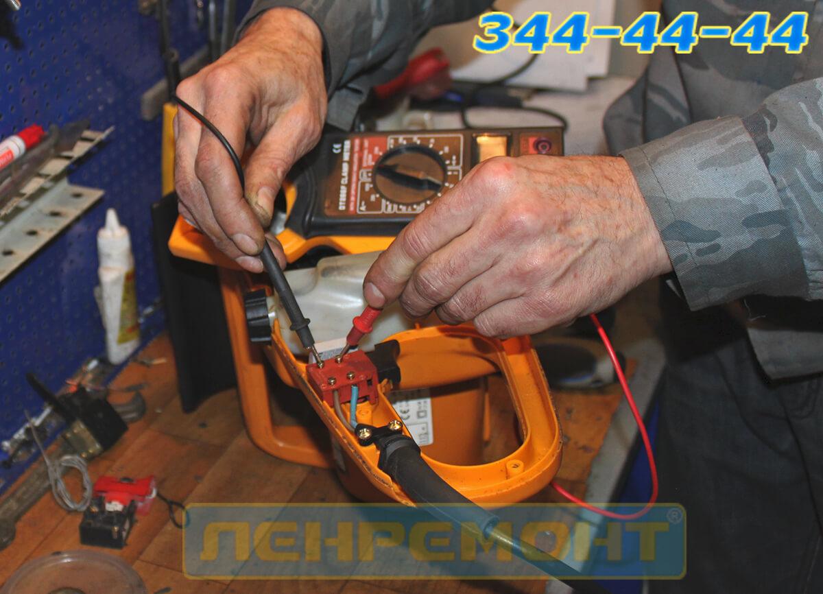 Ремонт электроинструментов в Петродворцовом районе