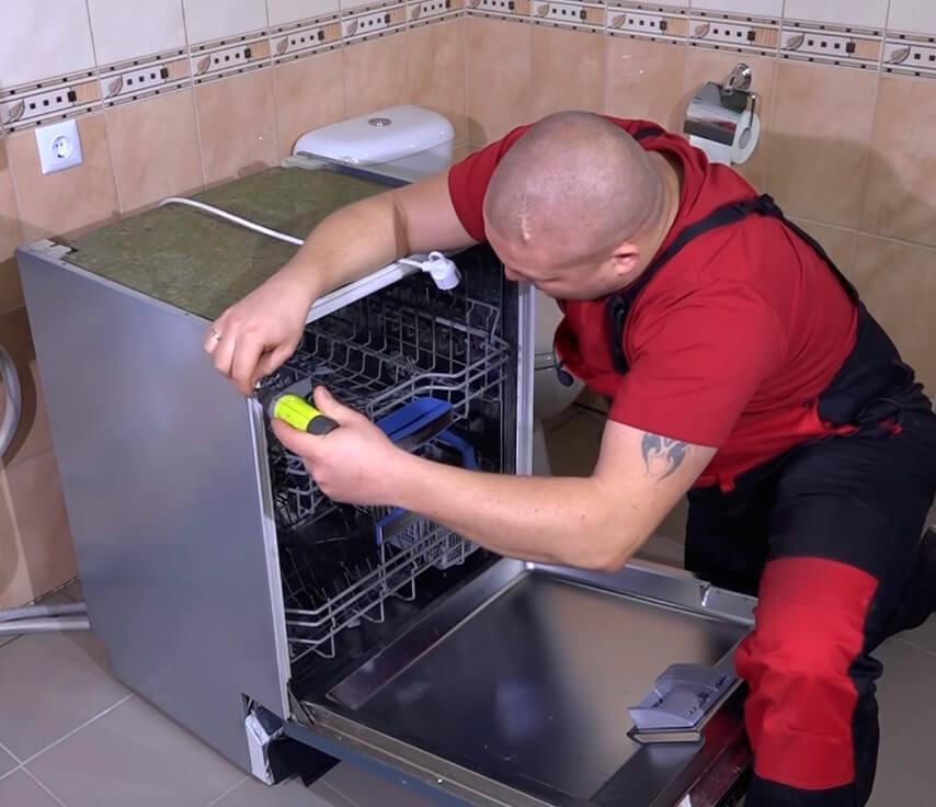 Ремонт посудомоечных машин во Фрунзенском районе