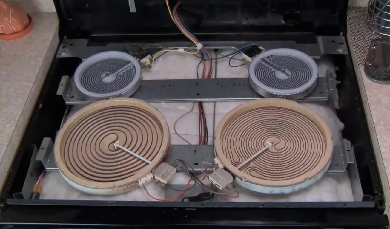 Ремонт электроплит в Красногвардейском районе