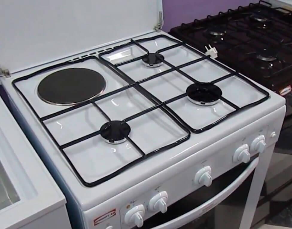 Ремонт газоэлектрических плит в СПб