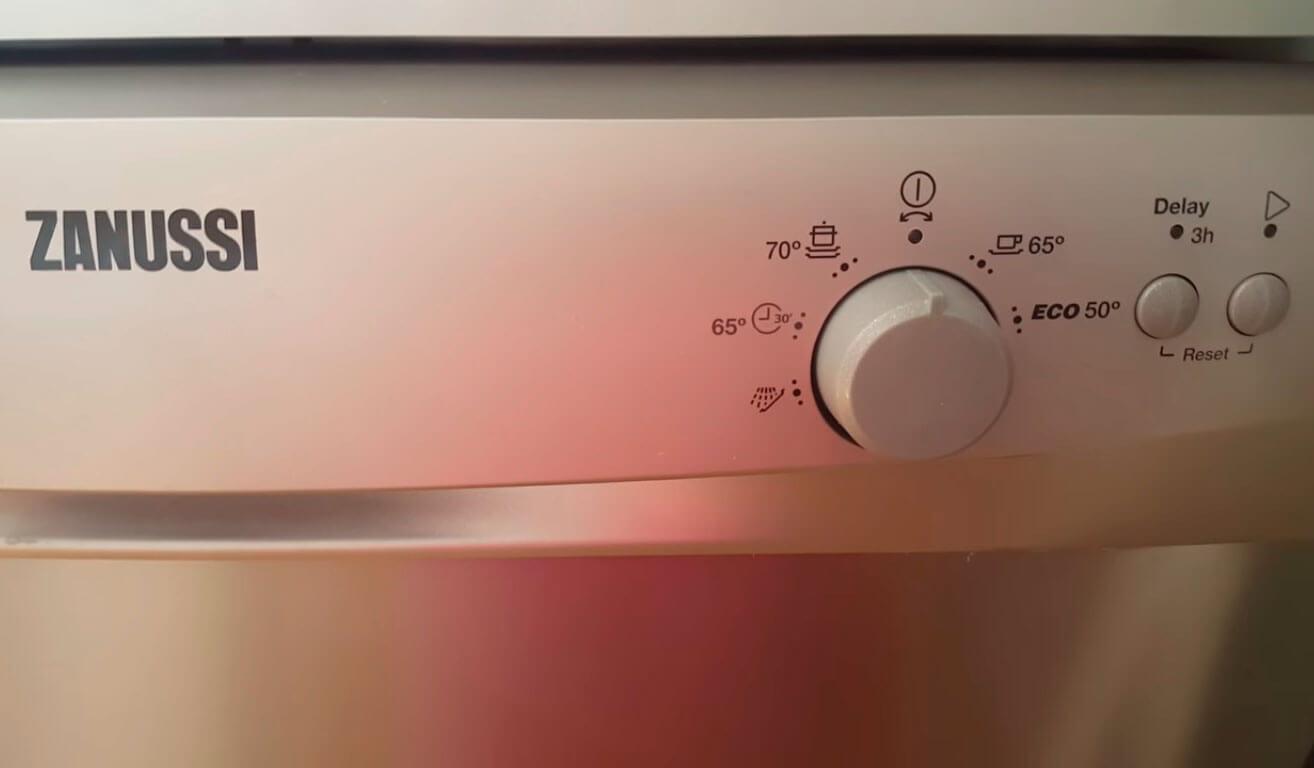 Коды ошибок посудомоечных машин