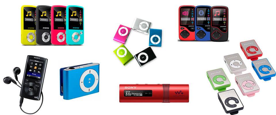 Ремонт MP3-плеера