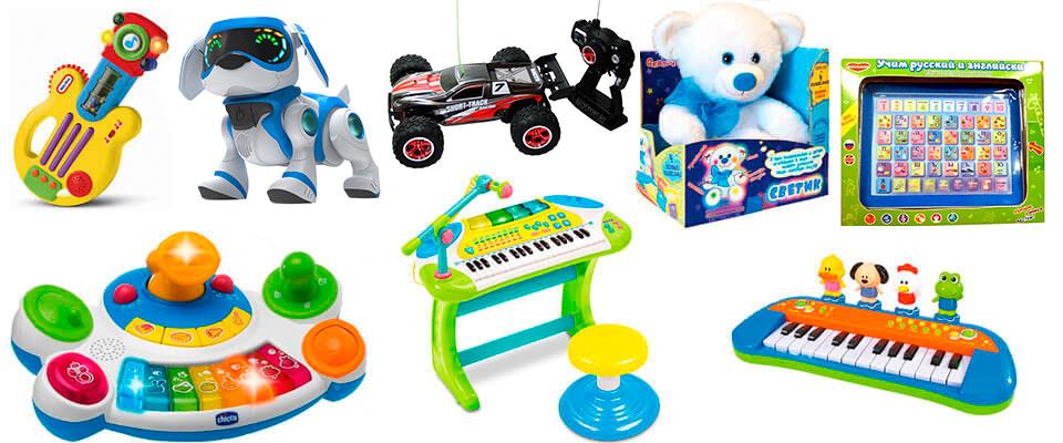 Ремонт радиоуправляемых моделей и игрушек