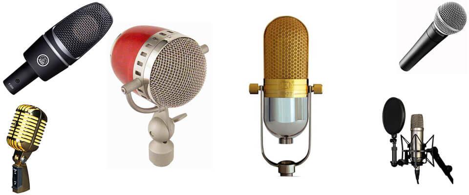 Ремонт микрофонов
