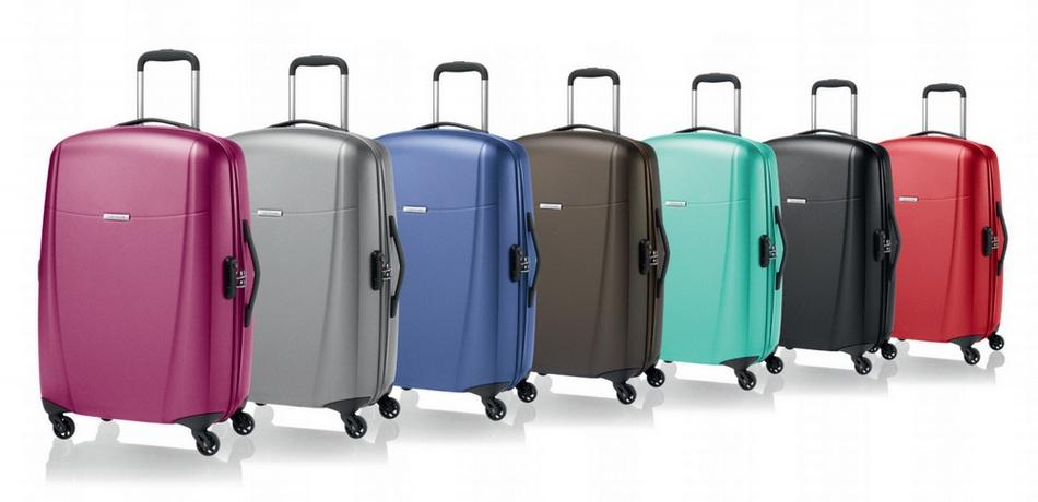 Ремонт чемоданов — замена колес в СПб