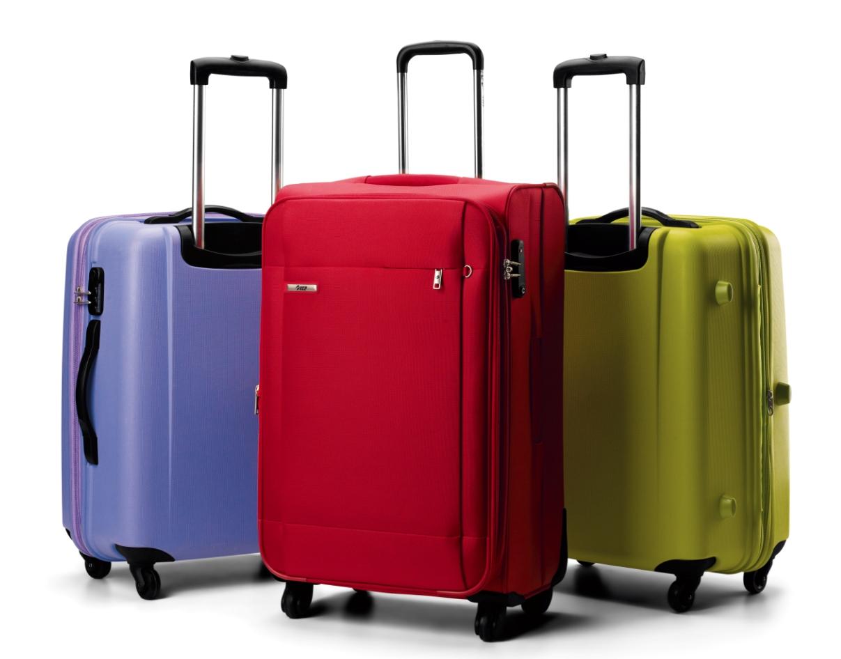 Ремонт чемоданов на колесиках в Санкт-Петербурге