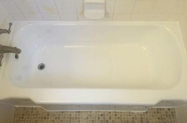 Восстановление ванны - результат