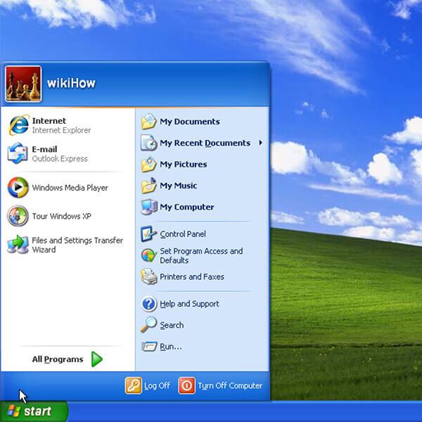 Настройка сетевого принтера на Windows XP