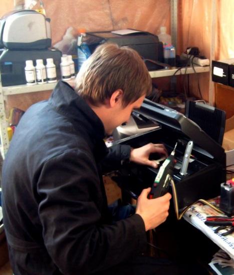 Мастер по ремонт принтера