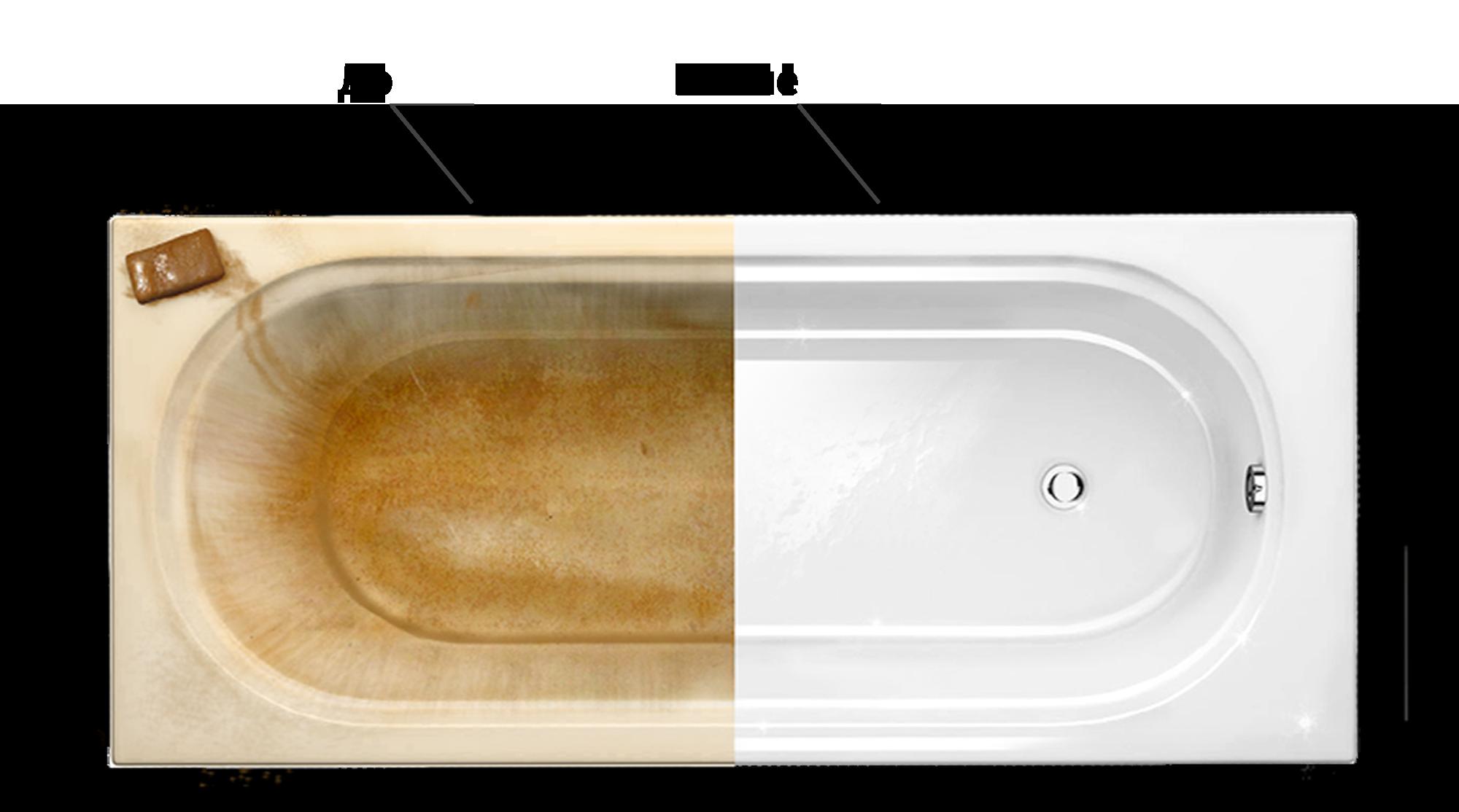 Реставрация ванн в Санкт-Петербурге