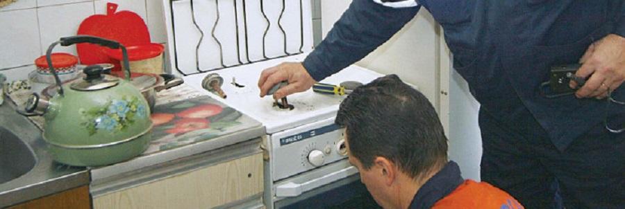 Профессиональное подключение газовой плиты без проблем
