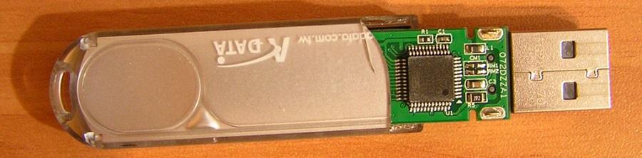 Ремонт, восстановление USB флешки