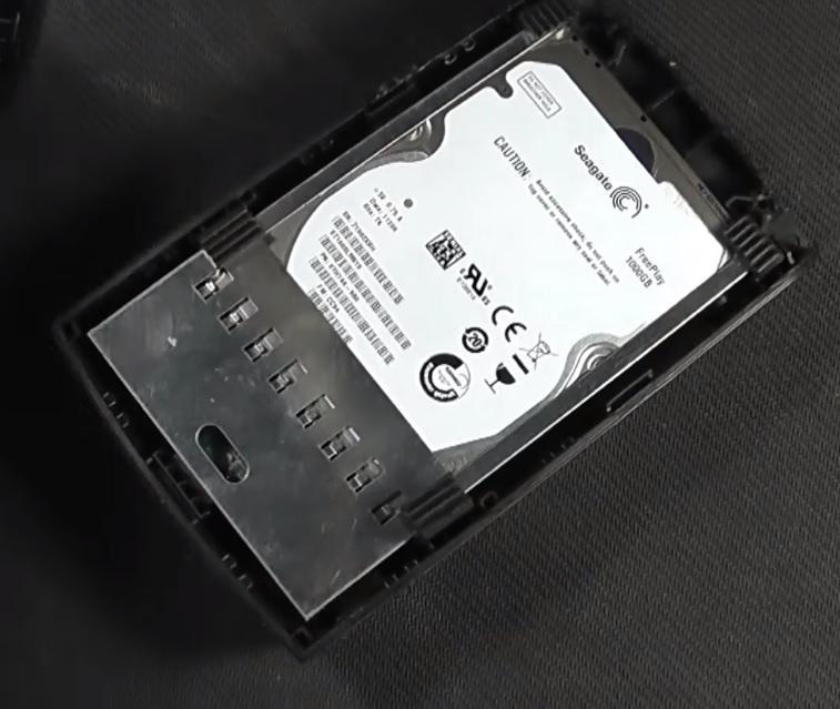 Ремонт съёмных жёстких дисков