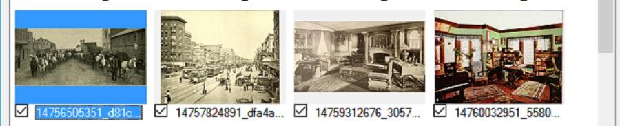 Восстановление фотографий с жёсткого диска