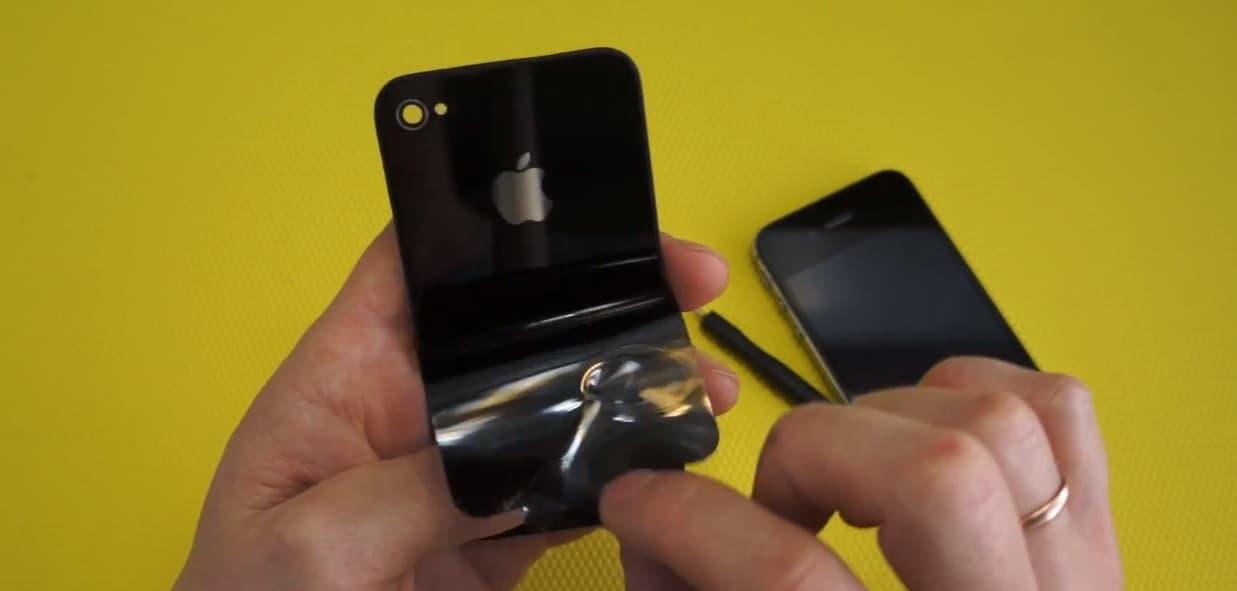 замена корпуса iphone 4s спб