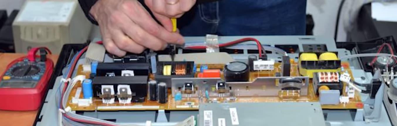 Стоимость ремонта монитора в Санкт-Петербурге