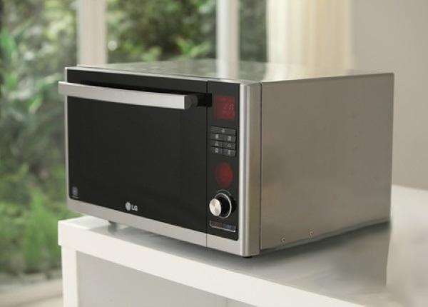Простая микроволновая печь