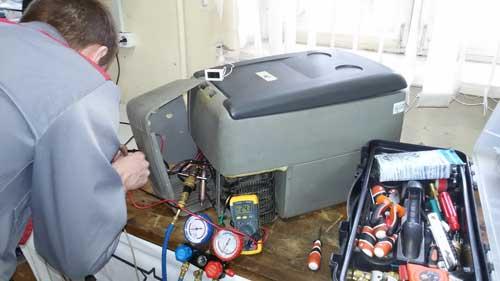Ремонт автохолодильников