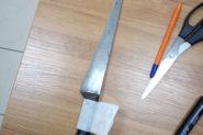 Ремонт Заточка, изготовление ключей Заточить нож .