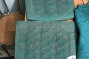 Ремонт Мебель (обивка, перетяжка) 2 сиденья от стульев -