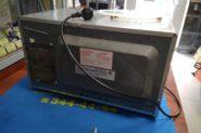 Ремонт Печь микроволновая (ремонт) Panasonic NN-SD377S  s/n 8160624