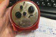 Ремонт Часы будильник SLAVA -