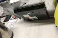Ремонт индукционная панель hotpoint лшы 610с
