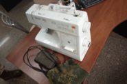 Ремонт Педаль от швейной машины Husqvarna E10