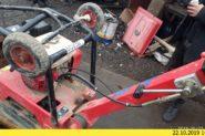 Ремонт Виброплита DDE VP160-HK