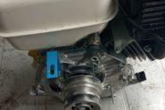 Ремонт Двигатель от мотоблока honda -