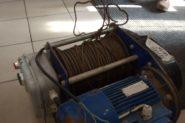 Ремонт Двигатель от мотоблока Двигатель асинхронный с тормозом нет