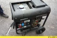 Ремонт Дизельный генератор Hyundai DHY6000LE-3