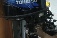 Ремонт Лодочный мотор Tohatsu mfs5bd