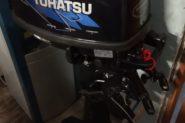 Ремонт Лодочный мотор Tohatsu 6