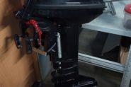 Ремонт Лодочный мотор Nissan 9.9