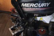 Ремонт Лодочный мотор mercury 5